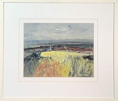 Lot 28 - Steve SLIMM (1953) Moorland Cottage Mixed...