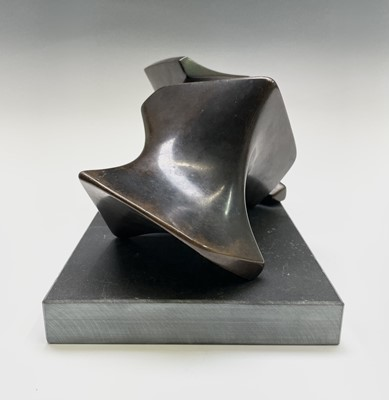 Lot 102 - Paul MOUNT (1922-2009) Sculptural Forms Bronze...