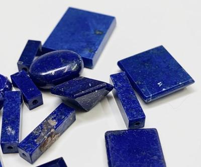 Lot 68 - Lapis Lazuli 21gm