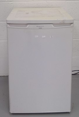 Lot 7 - A Frigidaire undercounter upright freezer...