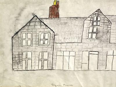 Lot 117 - Bryan PEARCE (1929-2006) The Old School...