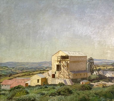 Lot 168 - Harold C. HARVEY (1874-1941) Cornish Mining...