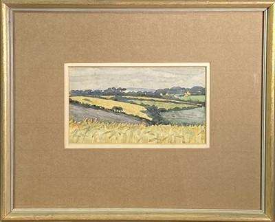 Lot 17 - Thomas Cooper GOTCH (1854-1931) Hilly...