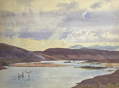 Lot 153 - John Gutteridge SYKES (1866-1941) Moorland...