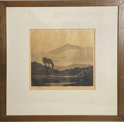 Lot 39 - Geoffrey Sneyd GARNIER (1889-c.1971) A Cornish...