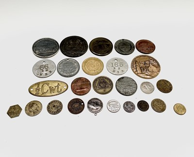 Lot 205 - Commemorative Medallions, Tokens etc - Approx....