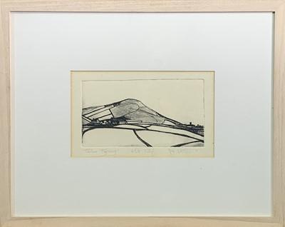 Lot 6 - Reg WATKISS (1934-2010) Pendeen Engraving...