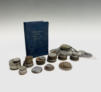 Lot 24 - G.B. & World Coinage - A collection of G.B....