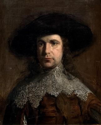 Lot 140 - John OPIE (1761-1807) Portrait of John Badcock,...