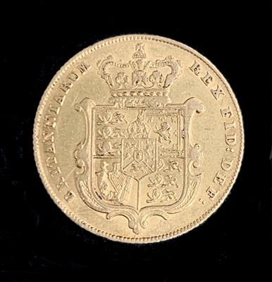 Lot 30 - G.B. George IV Gold Sovereign - A scarce 1830...