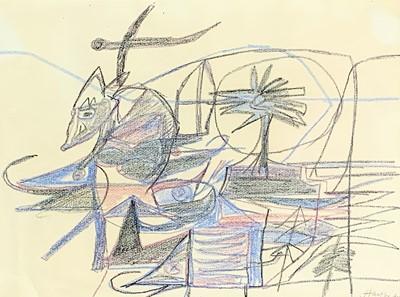 Lot 147 - Patrick HAYMAN (1915-1988) Mouse and Dragon...