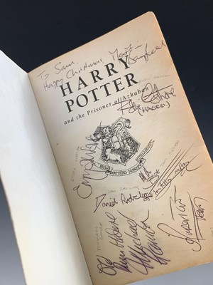 Lot 1301 - J. K. ROWLING. 'Harry Potter and the Prisoner...