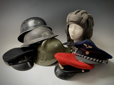 Lot 221 - Military/Aviation Helmets & Other - Lot...