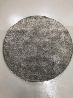 Lot 13 - An Ikea circular rug, diameter 130cm.