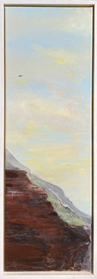 Lot 167 - Joannah JOHNSON (b.1964) Abstract Landscape...