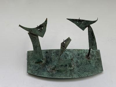 Lot 56 - William BLACK (20th Century British) 'Three...