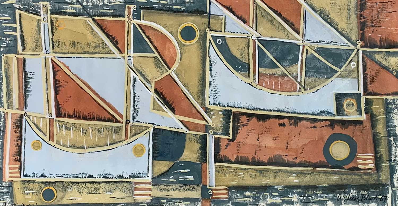 Lot 60 - William BLACK (20th Century British) 'In Full...