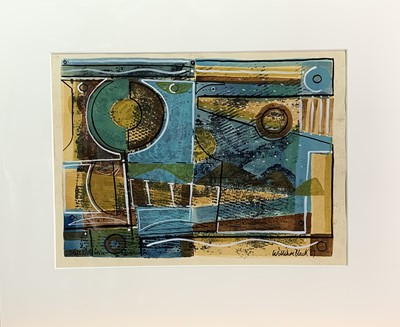 Lot 62 - William BLACK (20th Century British) 'Still...