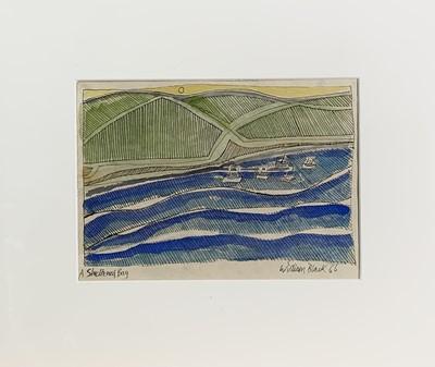 Lot 70 - William BLACK (20th Century British) 'A...
