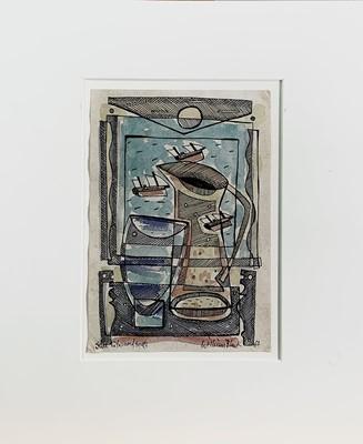 Lot 73 - William BLACK (20th Century British) 'Still...