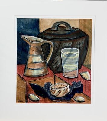 Lot 78 - William BLACK (20th Century British) 'Still...
