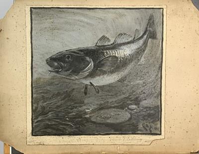 Lot 20 - Charles Napier HEMY (1841-1917) Codling Oil on...