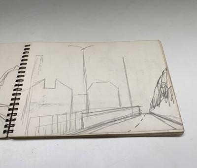 Lot 383 - Julian DYSON (1936-2003) A well-filled...