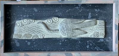 Lot 109 - John MALTBY (1936 - 2020) Sea Bird Plaque Seal...