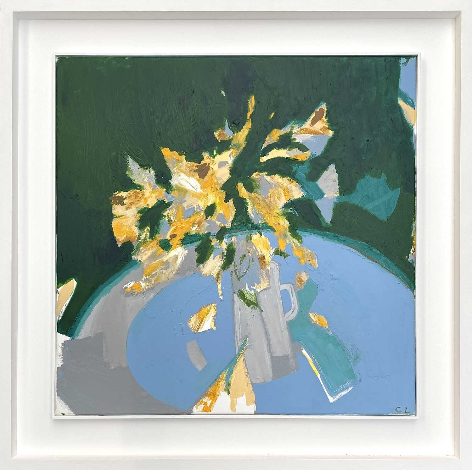 Lot 48 - Catherine LEWIN (1996) Still Life with...