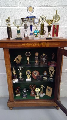 Lot 18 - Trophies of various designs.