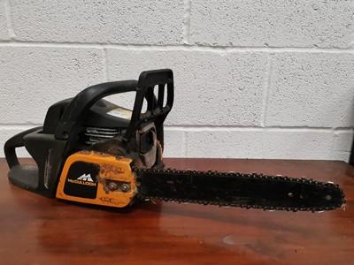 Lot 20 - A 'McCulloch' MAC 7-38 chainsaw.