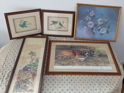 Lot 27 - An authentic recreation of 'Pheasant of the...