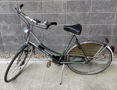 Lot 2 - A good quality Dutch made 'Union' bicycle.
