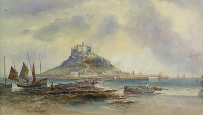 Lot 91 - John Clarke Isaac UREN (1845-1932) St...