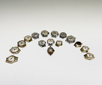 Lot 52 - Ladies wristwatches including one by Tissot...