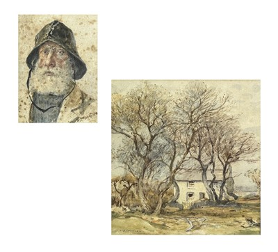 Lot 94 - William Banks FORTESCUE (1855-1924) Two...