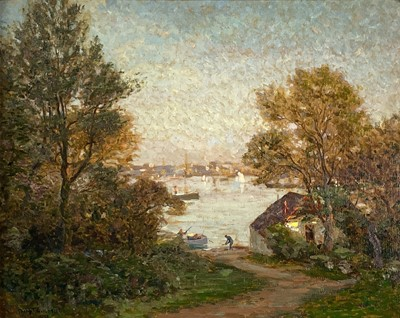 Lot 28 - Philip Thomson GILCHRIST (1865-1956) An...