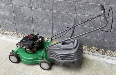 Lot 78 - A Performance 429 power petrol rotary lawn mower.