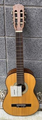 Lot 81 - A Classical acoustic guitar and an EssenTune...
