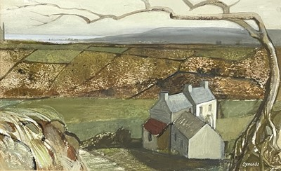 Lot 31 - Ken SYMONDS (1927-2010) Hilltop West Penwith...