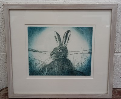 Lot 11 - Adrienne PEVERALL (XX), 'Hare', limited...