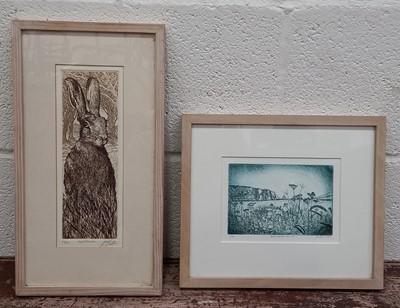 Lot 13 - Adrienne PEVERALL (XX) 'Bosigran Cliffs',...