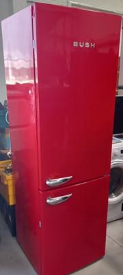 Lot 22 - A Bush fridge freezer, 183cm high, 59cm wide...