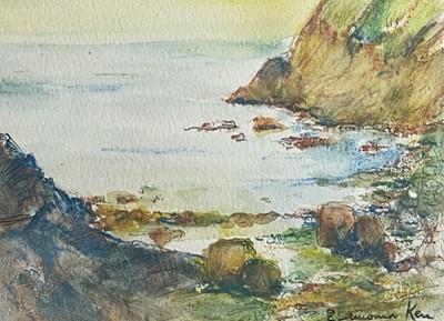 Lot 77 - Elizabeth Lamorna KERR (1905-1990) Cornish...