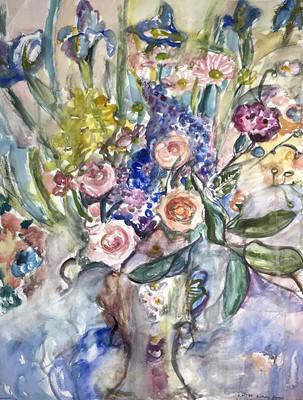 Lot 38 - Linda Mary WEIR (1951) Birthday Flowers...