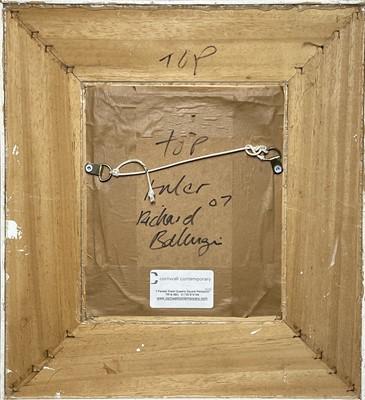 Lot 377 - Richard BALLINGER (XX-XXI) Ruler Mixed media...