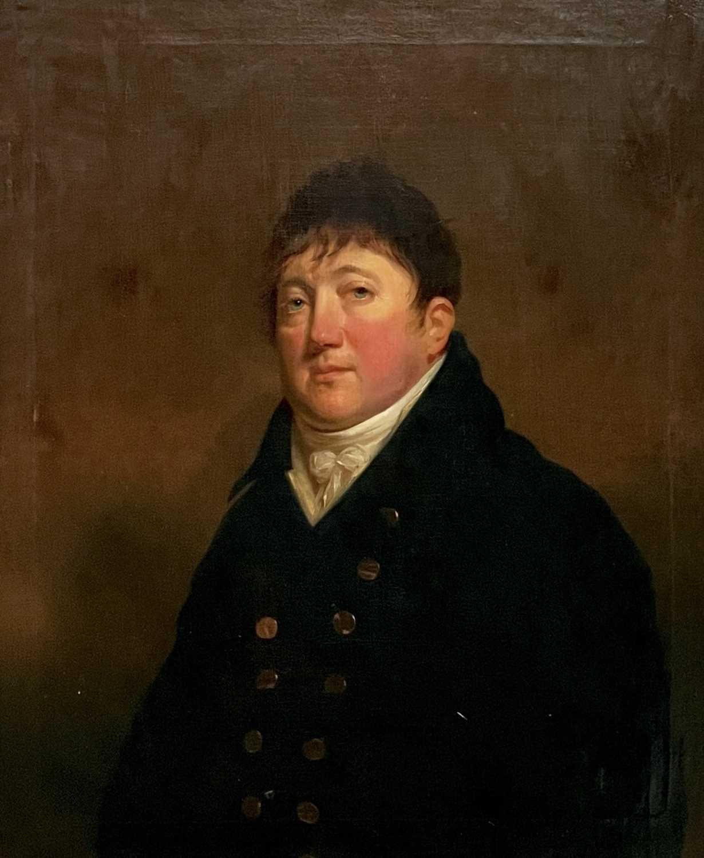 Lot 375 - John OPIE (1761-1807) Portrait of a gentleman,...