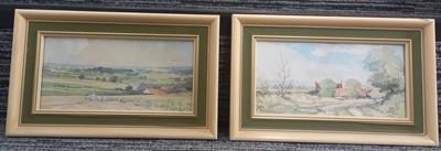 Lot 18 - Jason PARTNER (1922-2005) a pair of framed...
