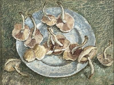 Lot 14 - Garlick BARNES (1891-1987) Still Life -...