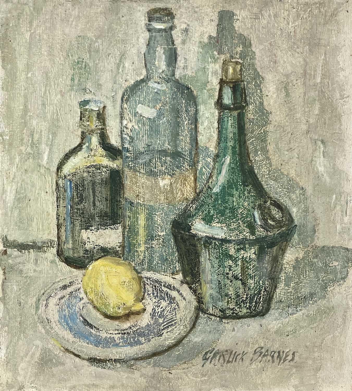 Lot 19 - Garlick BARNES (1891-1987) Still Life -...